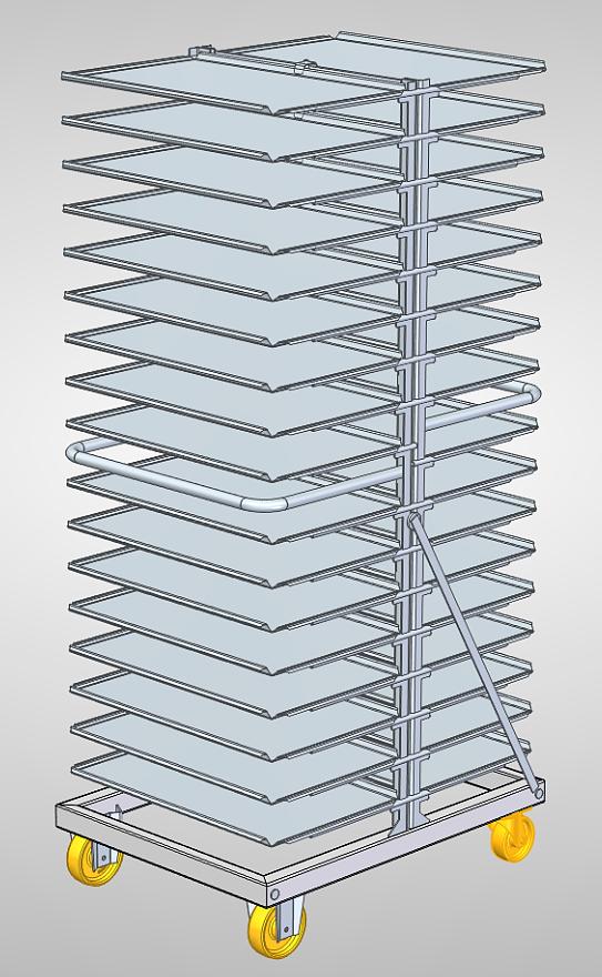 Unidex Tunel owiewowo - fluidyzacyjny
